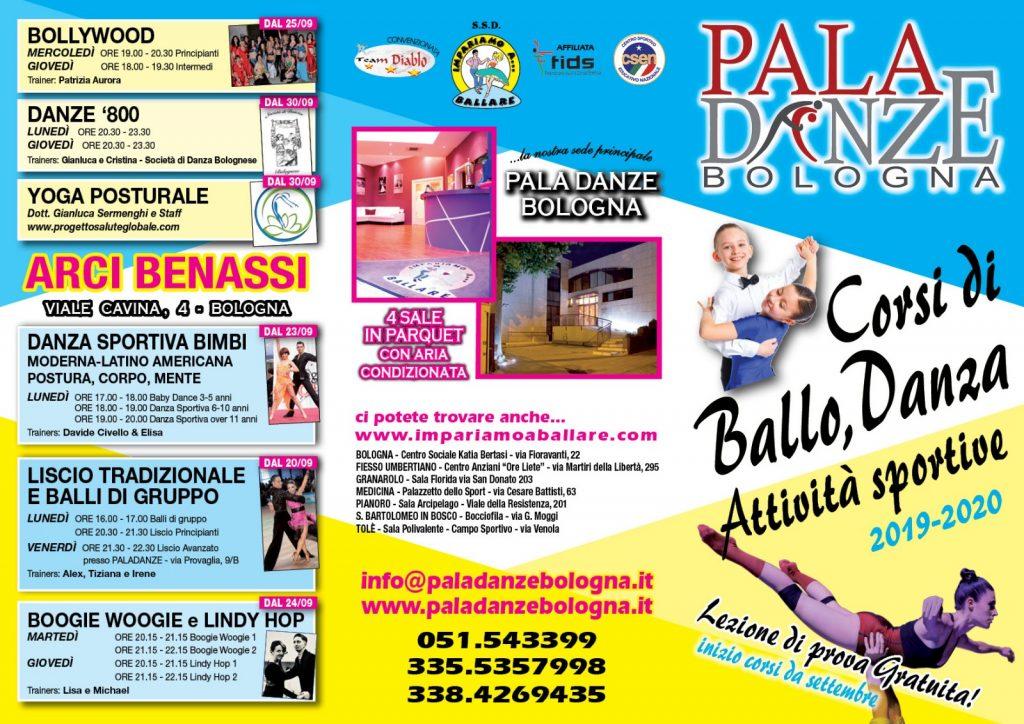 Fids Calendario 2020.Scuola Di Ballo E Danza Paladanze Bologna